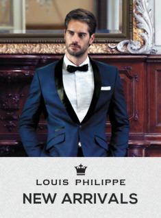 louis philippe custom tailoring