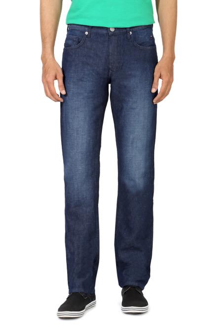 Louis Philippe Blue Jeans