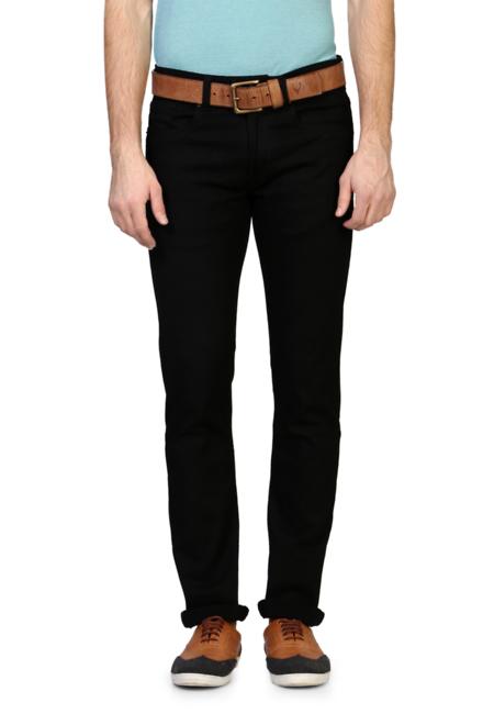 Peter England Black Jeans