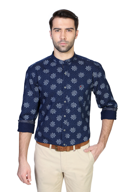 Shoppers Stop feature a wide range of mens Louis Philippe formal, printed shirts online. Hassle Free Shopping Pay Cash-On-Delivery Enjoy Shopping!