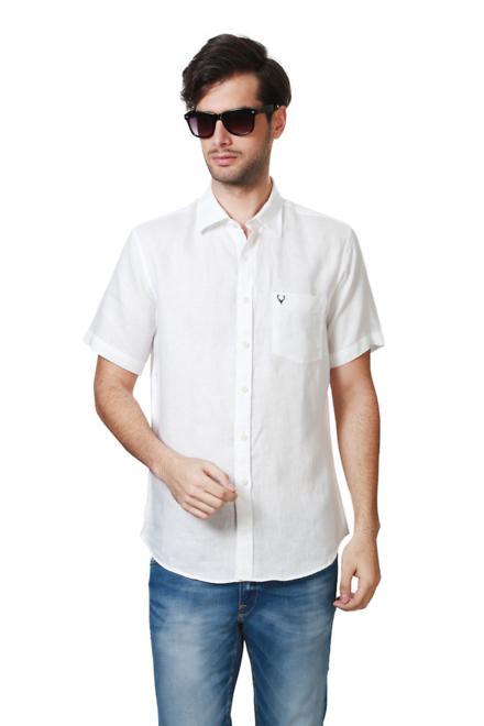 Buy Allen Solly Shirts - Buy Men Formal Shirts, Casual Shirts ... 2df8412d40