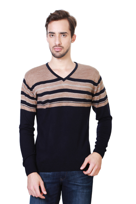 Peter England Sweaters For Men Buy Mens Sweaters Online