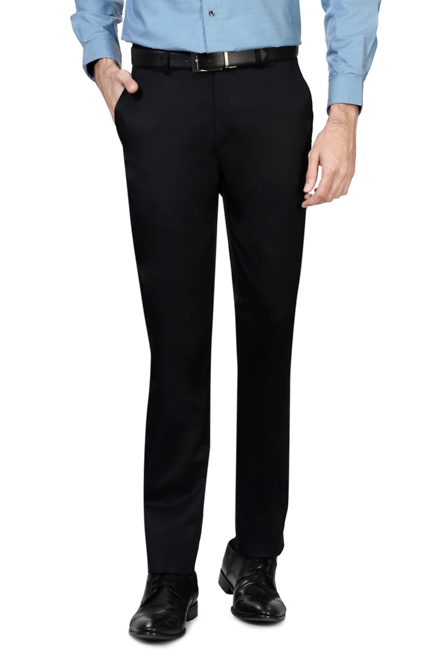 Buy Peter England Men S Trousers Peter England Pants Online