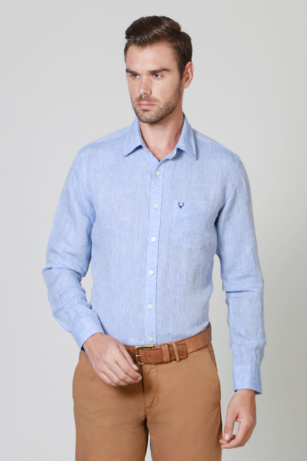 Buy Allen Solly Mens Shirt Formal Shirts Casual Shirts For Men