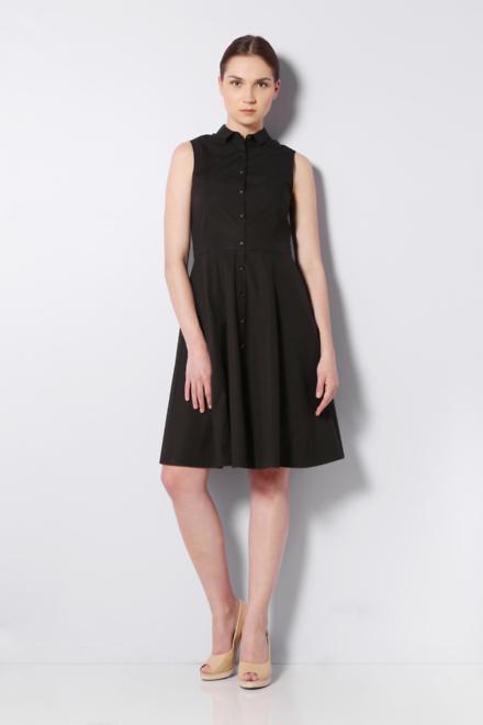 c5e84ed86b Van Heusen Woman Dresses, Van Heusen Black Dress for Women at ...