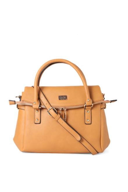 Allen Solly Brown Handbag