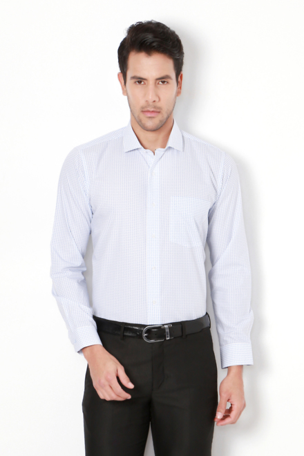 Van Heusen Men Shirts - Buy Shirts for Men India | Vanheusenindia.com