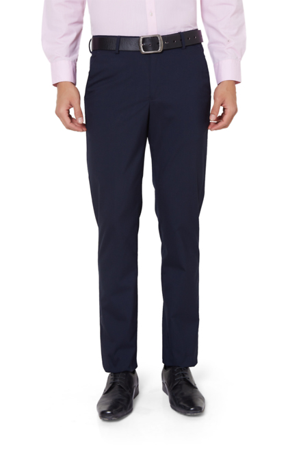 0048235d636 Buy Peter England Men s Trousers-Peter England Pants Online ...