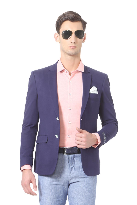 Buy Mens Allen Solly Blazer, Suits Online in India | Allensolly.com