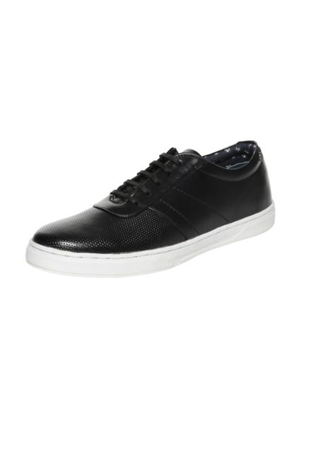 black casual shoes - 64% OFF