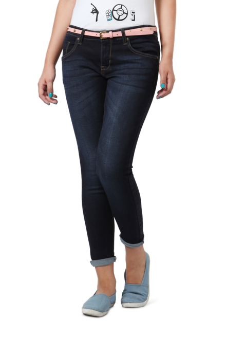 Buy PEOPLE Jeans and Jeggings for Women Online | Peopleonline.co.in