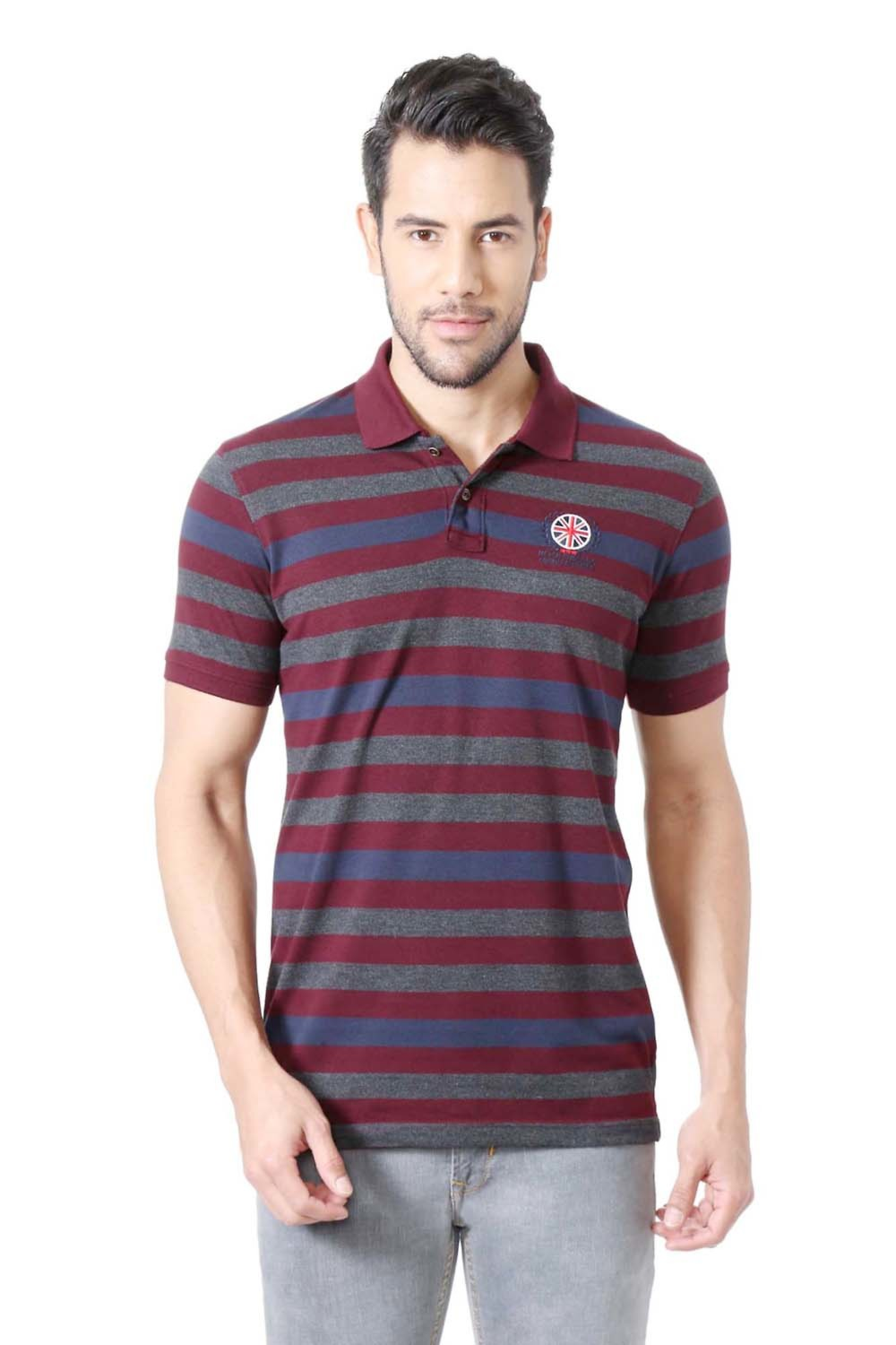 7244f503647 Peter England Casuals T-Shirts
