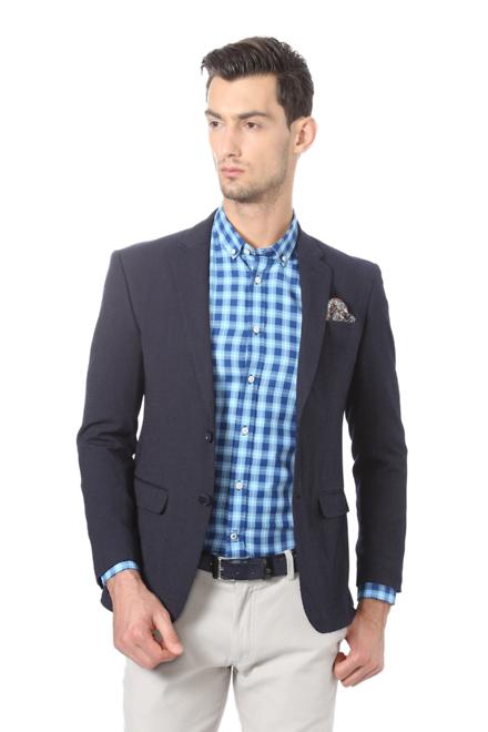 Buy Mens Allen Solly Blazer Suits Online In India Allensolly