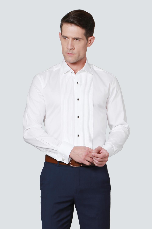 095541da17a Louis Philippe White Shirt