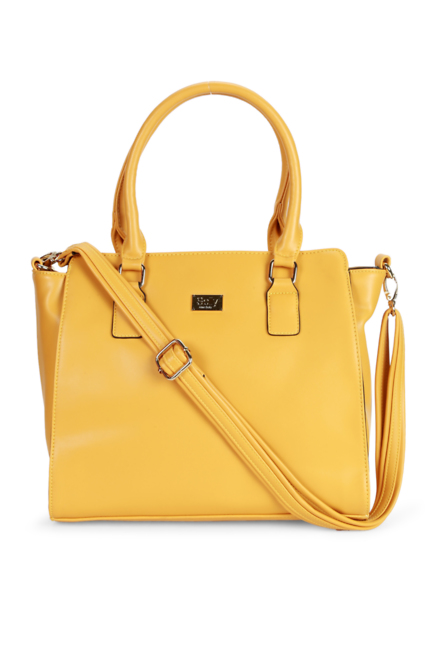 e298148ce5a Solly Fashion Accessories, Allen Solly Yellow Handbag for Women at  Allensolly.com
