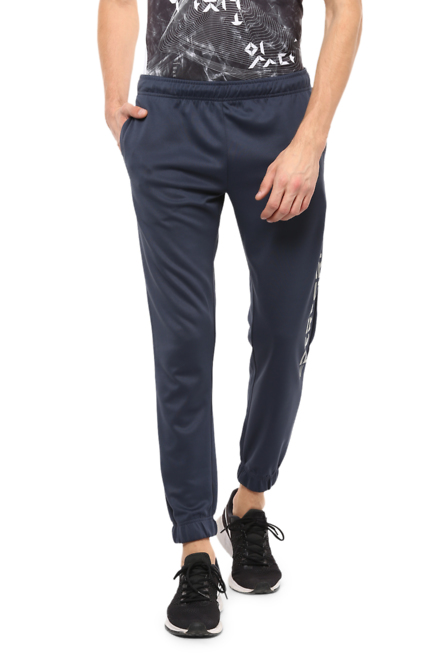 eb6507bb PE Perform Active Wear, Peter England Navy Track Pants for Men at ...