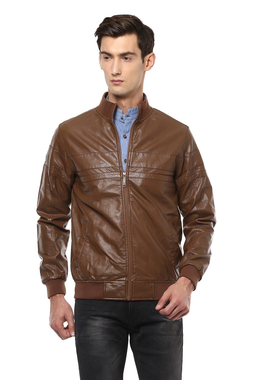 Buy Mens Allen Solly Jacket,Leather Jacket Online in India ...