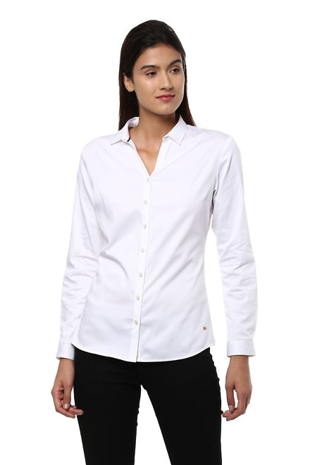 Buy Allen Solly Shirts   Blouses Online for Women  8c0e6ec9e