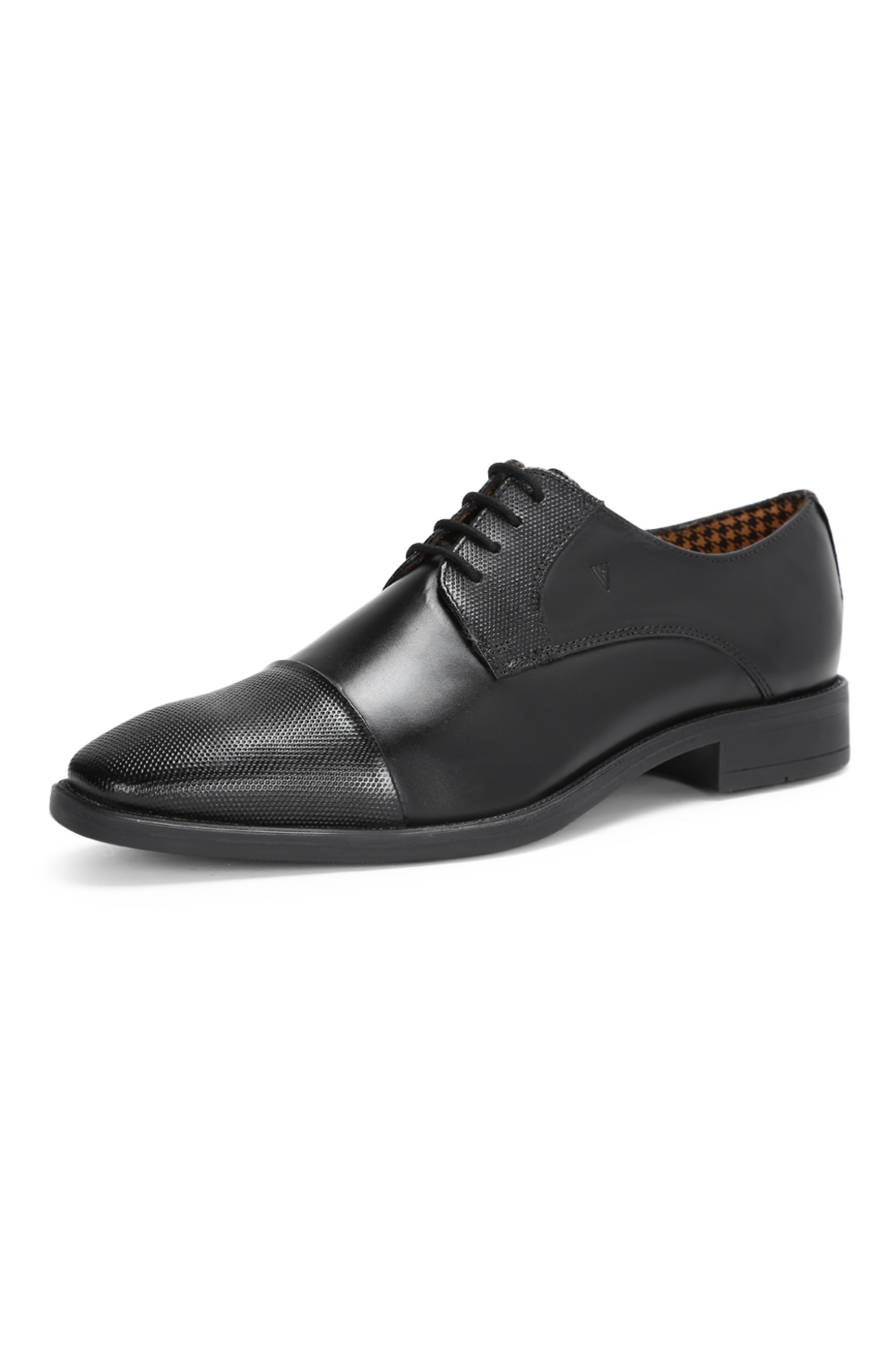 254de88dc6 Van Heusen Black Formal Shoes