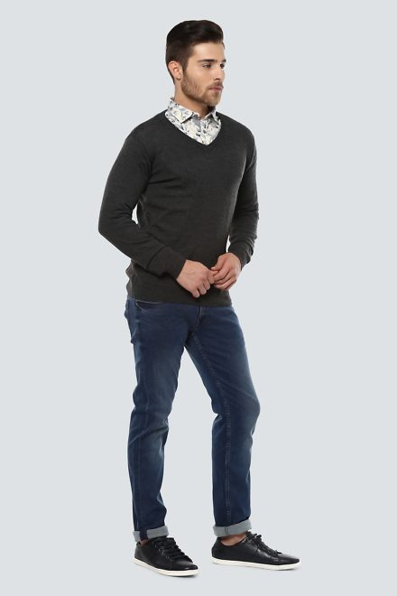 Buy LP Sweaters - Buy Louis Philippe Sweaters for Men Online ...