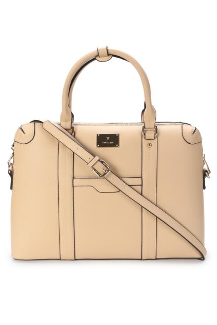 705321a1868af8 Van Heusen Woman Fashion Accessories, Van Heusen Beige Handbag for ...