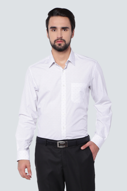 c976e23ddb Louis Philippe Shirts, Louis Philippe White Shirt for Men at ...