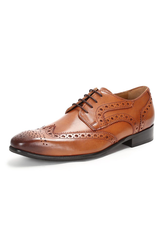 Van Heusen Tan Lace Up Shoes 1dce18e3c