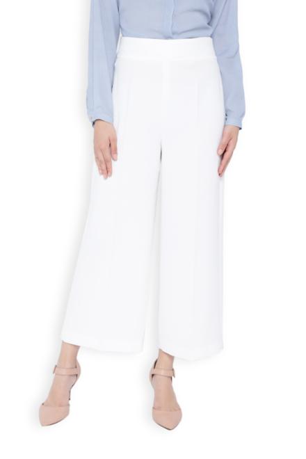 7bac4d2d6f8527 Van Heusen Woman Trousers & Leggings, Van Heusen White Pants for ...