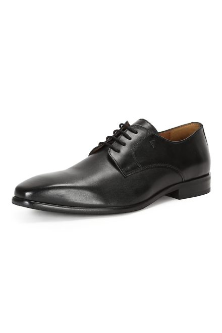 b83cd4d4ea49 Van Heusen Black Formal Shoes