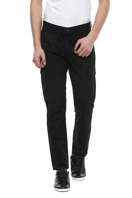 TROUSERS - Casual trousers 1.Dark Level uuVAP