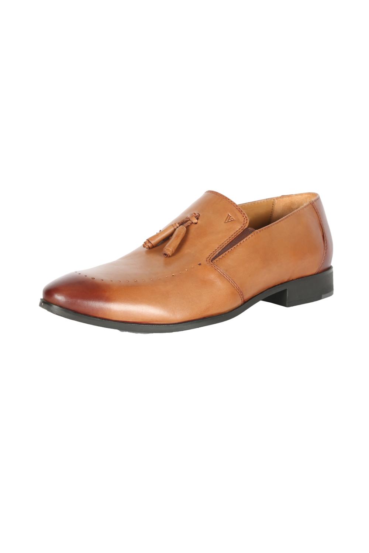 8d307469f4c Van Heusen Tan Formal Shoes