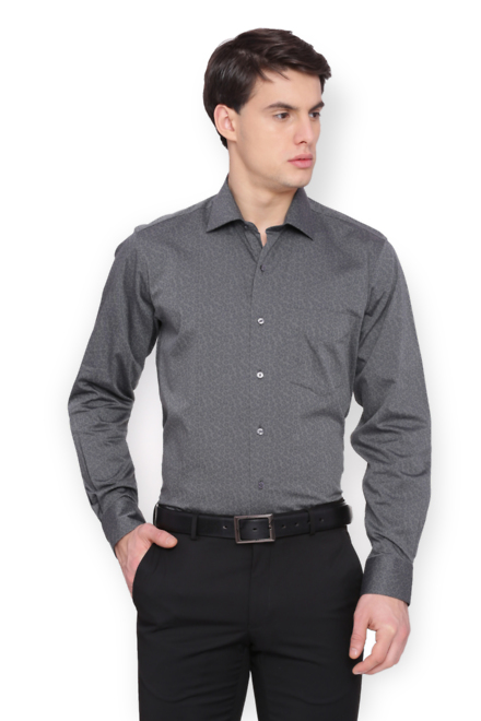 Van Heusen Men Shirts Buy Shirts For Men India Vanheusenindia