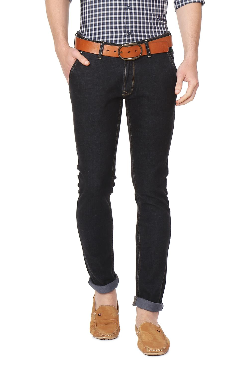 online retailer temperament shoes shoes for cheap Peter England Jeans Jeans, Peter England Blue Jeans for Men at ...