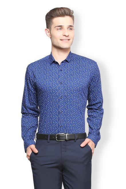 Van Heusen Men Shirts Buy Shirts For Men India Vanheusenindia