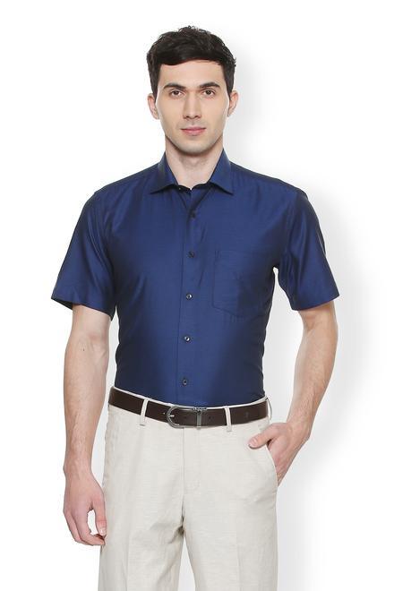 Van Heusen Blue Shirt
