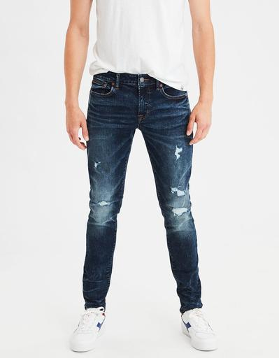 American Eagle Jeans Ae Ne X T Level Skinny Jean For Men At Aeo In