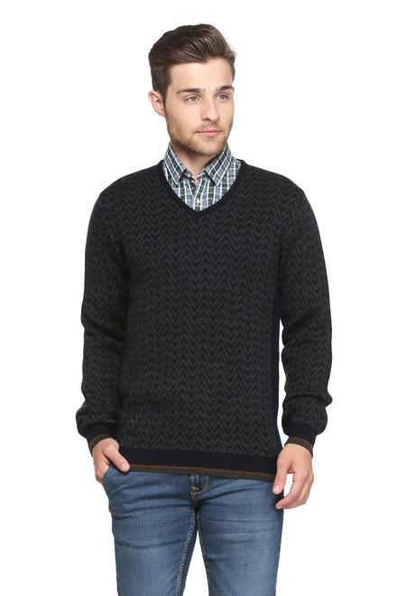 b1dda4e7c9db Peter England Sweaters for Men - Buy Men s Sweaters Online ...