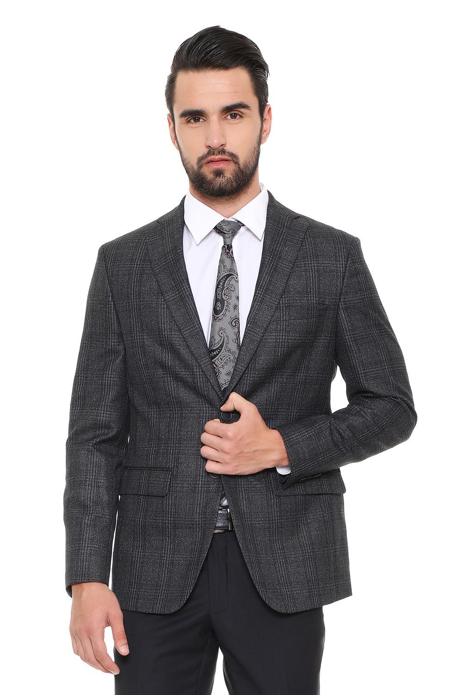 c4688d6e4d5b8f Peter England Elite Suits & Blazers, Peter England Grey Blazer for Men at  Peterengland.com