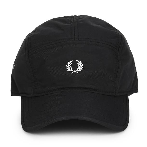 58a620cef Fred Perry Hats, Gloves, Scarves, Black Logo Hat for Men at Thecollective.in