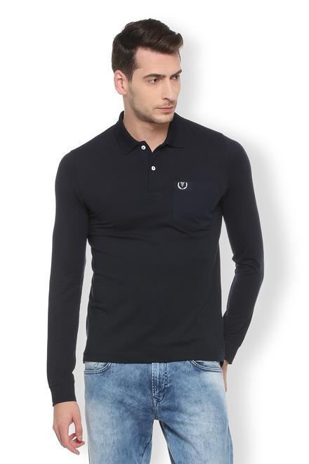 ae63fa062a Van Heusen Sport T-Shirts, Van Heusen Black T Shirt for Men at ...