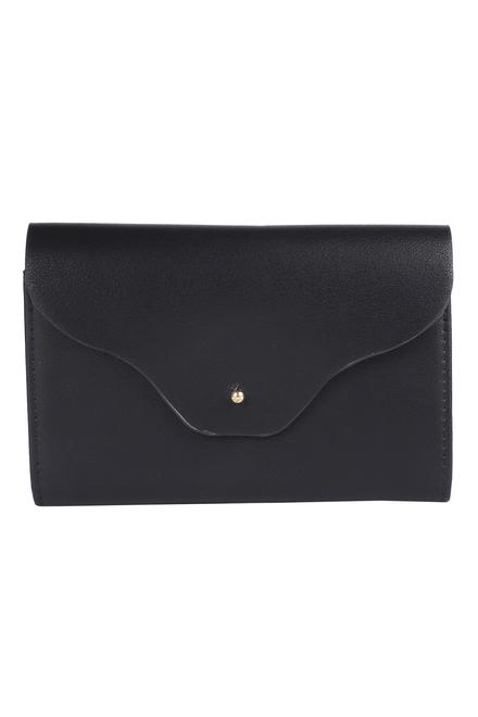 0d6e30f60d Solly Fashion Accessories, Allen Solly Black Wallet for Women at  Allensolly.com