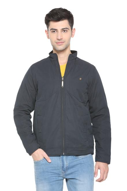f8a9309b456 Allen Solly Jackets, Allen Solly Brown Reversible Jacket for Men at ...