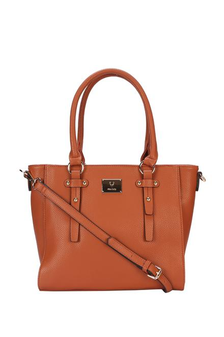 16fa038dba Solly Fashion Accessories, Allen Solly Tan Handbag for Women at  Allensolly.com