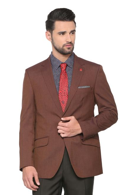 fa4abe6faa7e1 Buy Peter England Blazers for Men Online in India