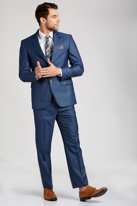 35516489005dc1 Peter England Elite Suits & Blazers, Peter England Blue Two Piece ...