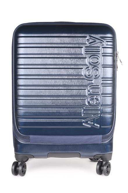 Allen Solly Accessories, Allen Solly Blue Trolley Bag for Men at ... 640a952370