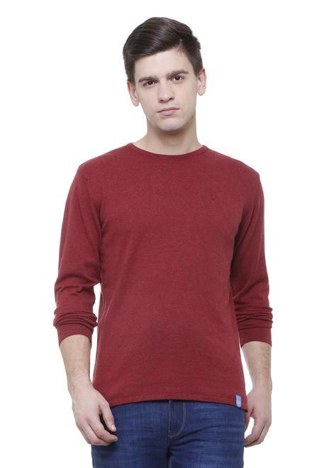3128cc148a Allen Solly Sweaters - Buy Men Sweatshirts Online in India ...