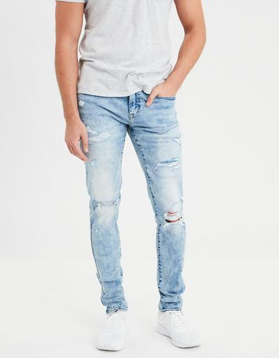 American Eagle Jeans Skinny Jean For Men At Aeo In