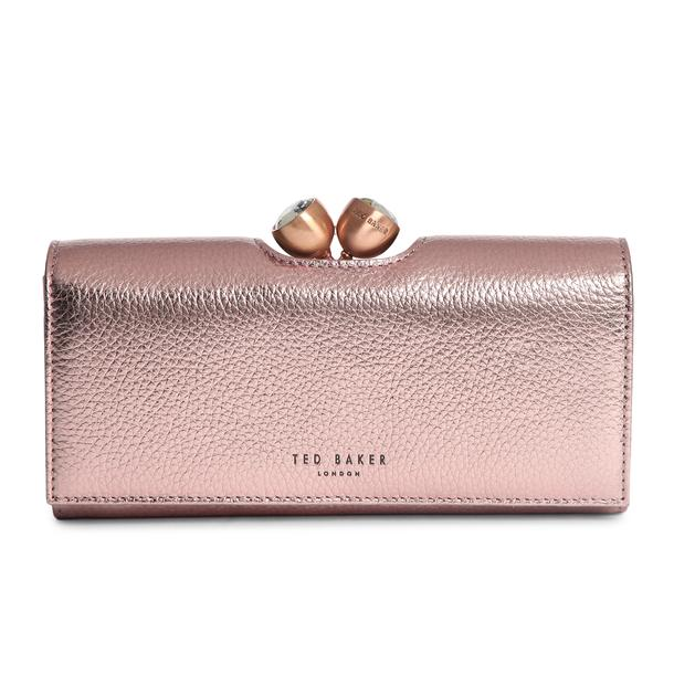 d9a3dd717cc0 Ted Baker Bags, Baby Pink Clutch Purse for Women at Thecollective.in