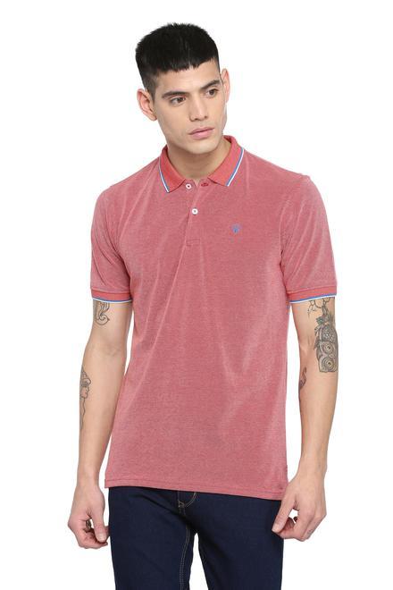 31708331185f Buy Allen Solly Mens T Shirts - T Shirt for Men Online